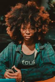 best hair style for kinky hair plus woman over 50 best 25 colored natural hair ideas on pinterest growing afro
