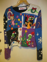 grinch michael simonclothing and sweaters