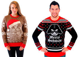 here are some wars sweaters geektyrant
