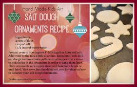 dough ornament recipe easy food for health recipes