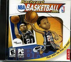 109 11119 backyard nba basketball 2004 play with the pros as