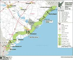 south carolina east coast greenway transportation safety route