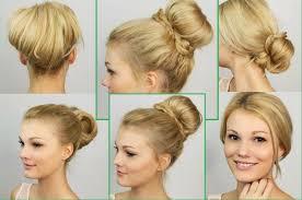 Einfache Hochsteckfrisurenen Anleitung Bildern by Leichte Frisuren Lange Haare Anleitung Mode Frisuren