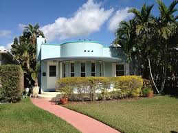 Florida House by Art Deco House Hollywood Florida Phillip Pessar Flickr