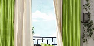 curtains awesome green white curtains green white bedroom scheme