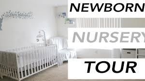 Nursery Decoration Baby Room Decoration Ideas Newborn Nursery Decorating Tutorial