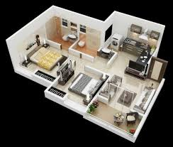 Two Bed Room House 22 Best Interiors Images On Pinterest Bedroom Floor Plans