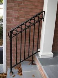 42 best front stairs images on pinterest front stairs wrought