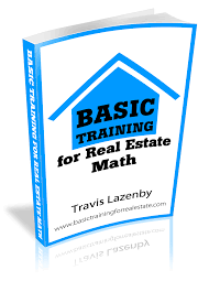 real estate math for new agents