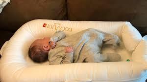 dockatot in bed co sleeper youtube