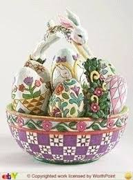 jim shore easter baskets jim shore easter basket with eggs easter parade