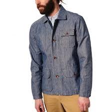 Mens Rugged Fashion Edwin Work Denim Jacket Discount Sale Voucher Promotion Code