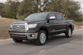 toyota truck recall recall alert 2007 2011 toyota tundra truck