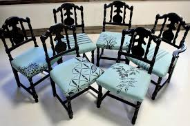 How To Recover Armchair How To Update Old Dining Chairs How Tos Diy