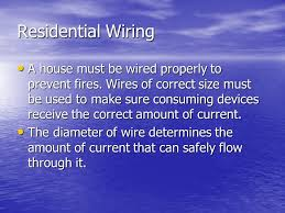 residential wiring conductors regulating bodies u0026 diagrams