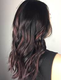 mahoganey hair with highlights mahogany hair 15 magical looks to inspire your next dye job