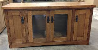 Oak Tv Cabinets With Glass Doors Glass Tv Cabinets With Doors Tv Stand Ideas