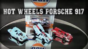 gulf porsche 917 modern wheels porsche 917 variants youtube