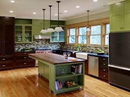 Green Kitchen Design Green Kitchen Designs Ideas Photos Home Decor Buzz