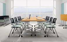 National Waveworks Reception Desk National Office Furniture Waveworks Veneer Reception New