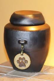 pet urns for dogs spotted paws ceramic pet urn cats a well and on the side