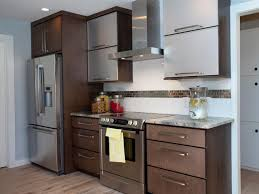 modern wooden cupboards stainless steel top cart island optional