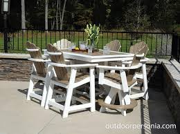 outdoor dining baystate outdoor personia outdoor dining products aurora rectangle table and six chairs