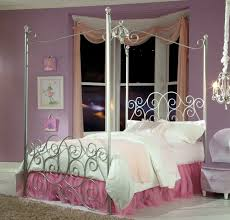 Princess Canopy Bed Frame 90000 Princess Canopy Youth Bed Awfco Catalog Site