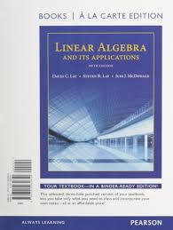 amazon co jp linear algebra and its applications books a la