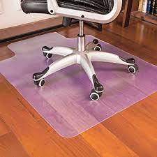 tapis de sol transparent pour bureau multiware tapis protège sol chaise de bureau pour parquets