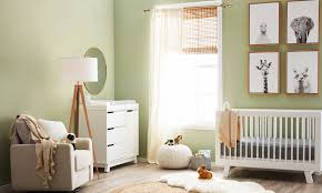 Neutral Baby Nursery Adorable Baby Nursery Ideas For Boys And Girls Overstock Com