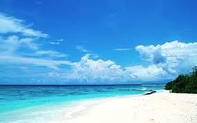 maldives summer landscape wallpaper