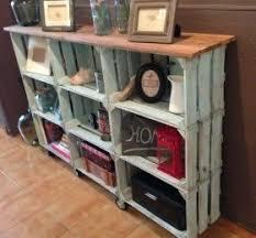 Crate Bookcase Wooden Bookcases U2039 Decor Love