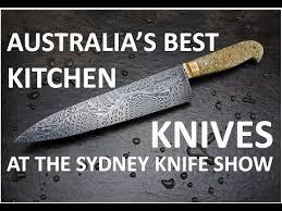 sydney knife show youtube