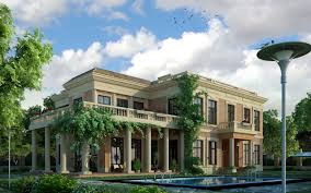 italian home design of classic majestic looking house samples