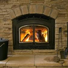 Gas Fireplace Flue by How To Convert A Gas Fireplace To Wood Burning Angie U0027s List