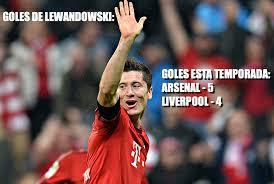 Lewandowski Memes - los memes tras la jornada de gloria de robert lewandowski cnn chile