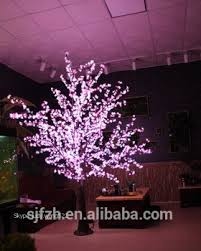 wholesale color changing led cherry blossom tree light for wedding