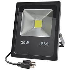 110v led work light glw 20w led flood lights 100w halogen bulb equivalent ip65