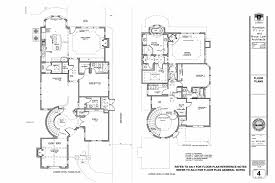 single level floor plans spanish style house plans single story arts