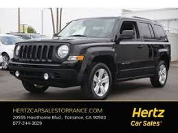 2012 jeep patriot gas mileage used 2016 jeep patriot suv for sale near torrance ca