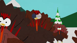 turkey gobble gif by south park find on giphy
