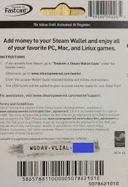 steam online gift card 20 steam wallet online code steam wallet code generator