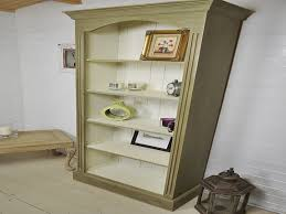 Distressed White Bookcase by Best Distressed White Bookcase With Innovative Examples Designs