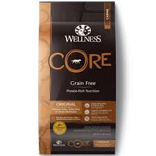wellness core natural grain free original dry dog food petco