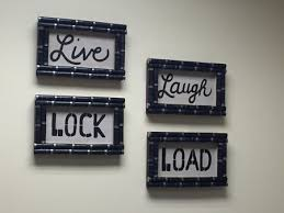 Funny Home Decor Signs Best 25 Gun Decor Ideas Only On Pinterest Funny Kitchen Signs