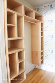 Walk In Closet Shelving by Best 25 Closet Shelving Ideas On Pinterest Small Master Closet