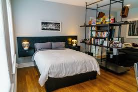 bedroom lighting ideas for men