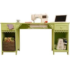 Sewing Machine With Table Olivia Sewing Table Green 6881219 Hsn