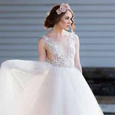 Unusual Wedding Dresses Tulle Wedding Dresses 23 Enchanting Gowns Worthy Of Royalty